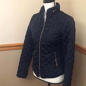 Navy blue Zara jacket